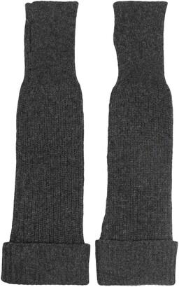 Ganni Long Fingerless Gloves