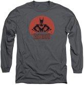 Batman Beyond - Mens Stand Tall Long Sleeve T-Shirt