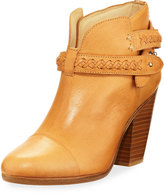 Rag & Bone Harrow Belted Leather Ankle Boot