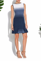 Shoshanna Ombre Potrero Dress