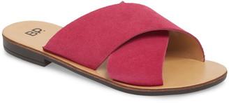 BP Twist Cross Strap Sandal