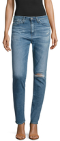 AG Adriano Goldschmied Sophia Distressed Skinny Jeans