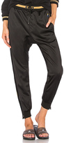 P.E Nation The 100M Dash Pant in Black
