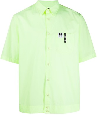 Diesel Fluo short-sleeve shirt