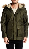 English Laundry Faux Fur Lined Jacket