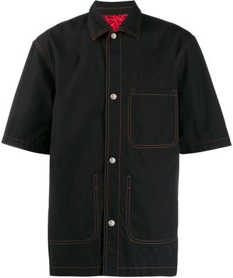 Marni Reversible Bowling Shirt