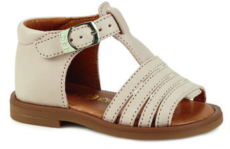 GBB ATECA girls's Sandals in Beige