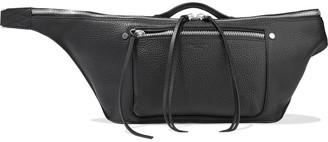 Rag & Bone Large Elliot Pebbled-leather Belt Bag