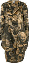 Vivienne Westwood printed slouch dress