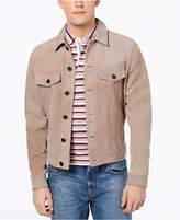 Tommy Hilfiger Men's Vaughan Suede Jacket