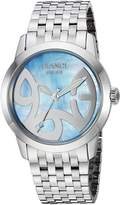 Roberto Bianci Women's RB18581 Casual Amadeus Analog Mother of Pearl Dial Watch