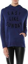 Sundry Easy Like Hooded Pullover