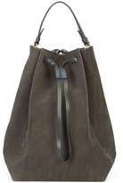 Maison Margiela structured backpack - women - Calf Leather - One Size