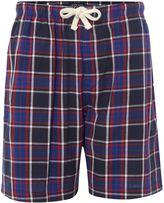 Howick Bold Check Pyjama Short