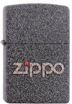Zippo #211 Snakeskin Logo
