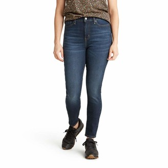 Signature by Levi Strauss & Co. Gold Label Signature by Levi Strauss & Co Women's Totally Shaping High Rise Skinny Jeans