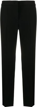 Moschino High-Waist Tailored Trousers