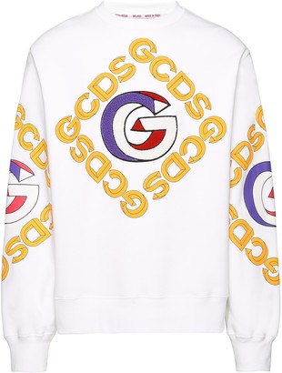 GCDS 3d Logo Crewneck