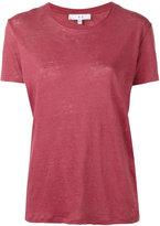IRO Luciana T-shirt - women - Linen/Flax - M