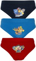 Nickelodeon Paw Patrol Boys 3 Pack Pants / Briefs