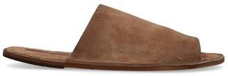Marsèll Distressed Flat Sole Slides