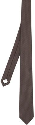 Burberry Monogram Jacquard Tie