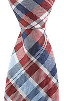 "Class Club Basic Plaid 12"" Tie"