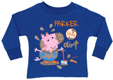 Peppa Pig 'Likes Dirt' Personalized Tee - Toddler & Boys