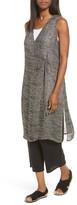 Eileen Fisher Women's Organic Linen Blend Wrap Tunic