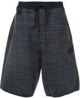 Y-3 multi-pocket drawstring shorts