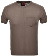 Luke 1977 Wheel T Shirt Brown