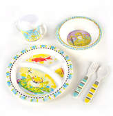Mackenzie Childs MacKenzie-Childs Boys' Frog Dinnerware Box Set