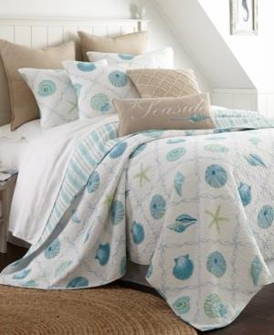 Levtex Home Marine Dream Seaglass King Quilt Set
