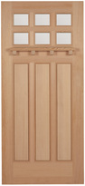 Rejuvenation Templeton Prehung Exterior Door