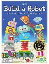 Eeboo Build A Robot Puzzle and Spinner Game