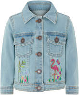 Monsoon Baby Leila Denim Jacket