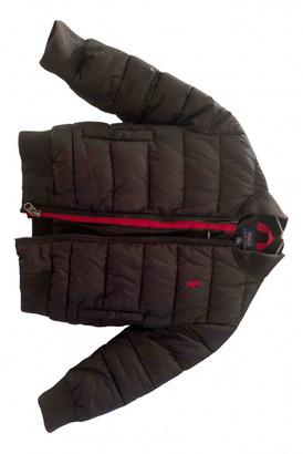 Polo Ralph Lauren Black Polyester Jackets & Coats