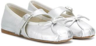 Douuod Kids Buckle-Fastening Ballerina Shoes