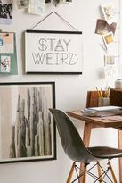 Urban Outfitters Live Love Studio Stay Weird Art Print