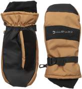 Carhartt Men's Waterproof Mittens