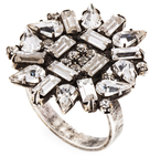 Dannijo Colt Crystal Ring