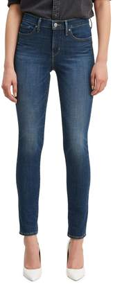 Levi's Faded Skinny Jeans