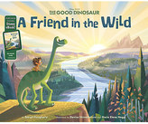 Disney The Good Dinosaur: A Friend in the Wild Book