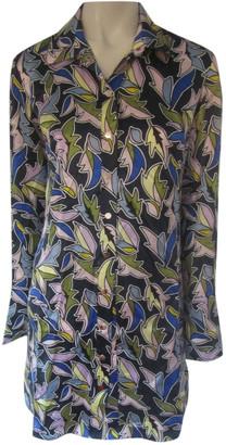 Olivia von Halle Multicolour Silk Dresses