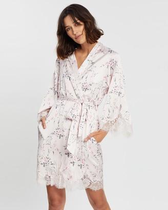 Homebodii Woodstock Kimono Robe