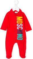 Moschino Kids logo print body