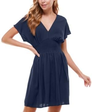 BeBop Juniors' Fit & Flare Dress
