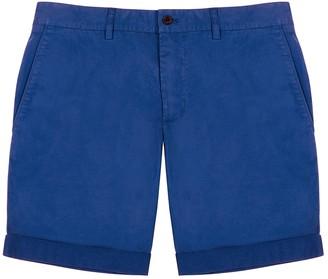 J. Lindeberg Nathan blue stretch-cotton shorts