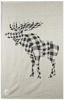 Woolrich Woolich Teveton Jacquad Blanket, (White)