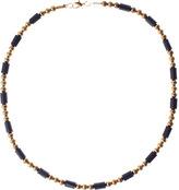 City Beach Redemption Brass Balls Necklace